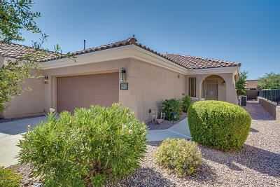 Sahuarita Townhouse For Sale: 627 W Calle Montero