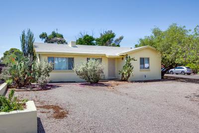 Pima County Single Family Home For Sale: 2802 E Lee Street