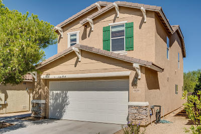 Pima County, Pinal County Single Family Home For Sale: 4624 W Lindenthal Lane