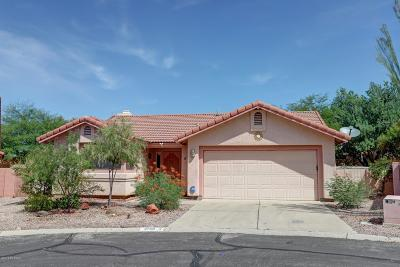 Pima County, Pinal County Single Family Home For Sale: 3760 W Hideout Trail