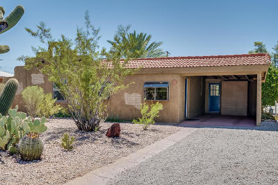 Pima County, Pinal County Single Family Home For Sale: 4842 E 2nd Street