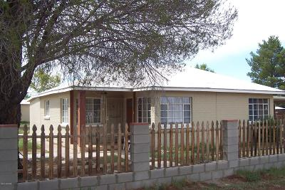 Cochise County Single Family Home For Sale: 205 W Jessie Street