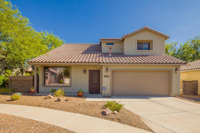Pima County, Pinal County Single Family Home For Sale: 2852 E Racquet Court