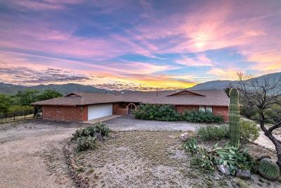 Pima County Single Family Home For Sale: 12650 E Speedway Boulevard