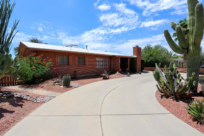 Pima County Single Family Home For Sale: 1512 E Copper Street