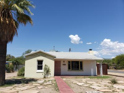 Pima County Single Family Home For Sale: 3955 E 2nd Street
