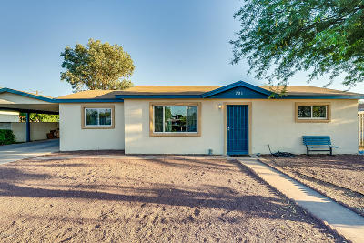 Pima County Single Family Home For Sale: 701 W Calle Antonia
