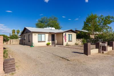 Pima County Single Family Home For Sale: 5249 S 6th Avenue
