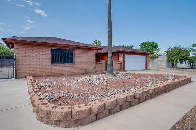 Pima County Single Family Home For Sale: 4131 W Azalea Street