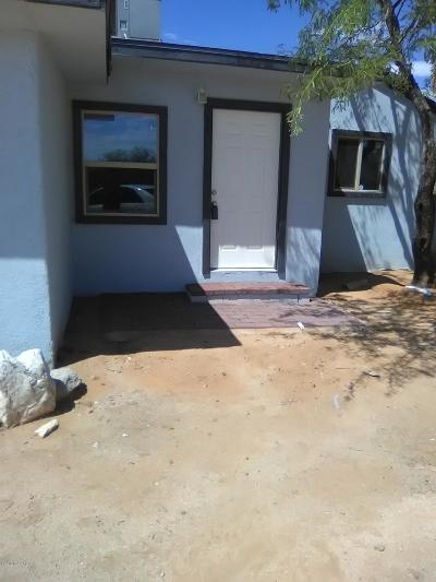 Tucson Single Family Home For Sale: 7295 S Marstellar Road