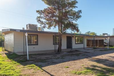 Pima County, Pinal County Single Family Home For Sale: 6650 S Van Buren Avenue
