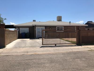 Pima County Single Family Home For Sale: 701 W Valencia Road