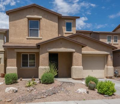 Tucson Single Family Home Active Contingent: 3206 W Calle De Manzanillo