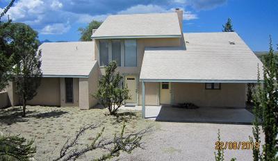 Santa Cruz County Single Family Home For Sale: 30 Casas Arroyo Lane