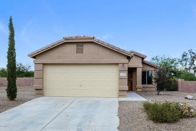 Pima County Single Family Home For Sale: 360 W Amber Hawk Court
