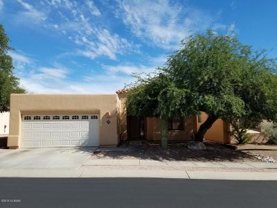 Pima County Single Family Home For Sale: 1323 W Hopbush Way