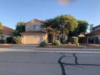Tucson Single Family Home For Sale: 7930 E Maggie Court