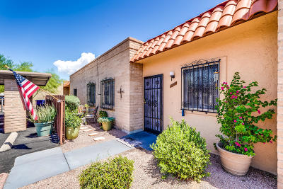 Tucson Townhouse For Sale: 707 S Pantano Parkway