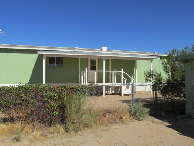 Tucson Manufactured Home For Sale: 12401 W McAfee Road