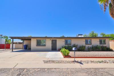 Pima County Single Family Home For Sale: 7550 E Mary Drive