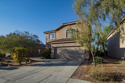 Tucson Single Family Home For Sale: 7928 W Star Catcher Drive