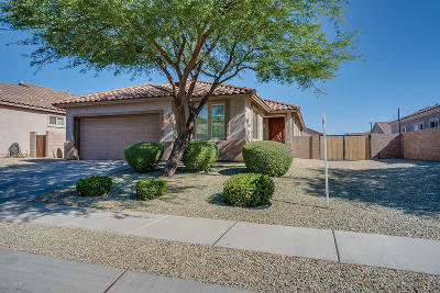 Tucson Single Family Home For Sale: 6822 W Seahawk Way Way