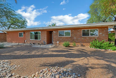 Tucson Single Family Home For Sale: 8931 E Sierra Street