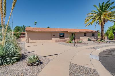 Pima County Single Family Home For Sale: 1050 S La Huerta