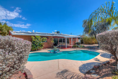 Pima County Single Family Home For Sale: 840 E Copper Street