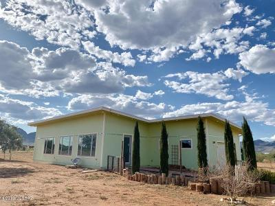 Cochise County Single Family Home For Sale: 2389 N Desert View Place