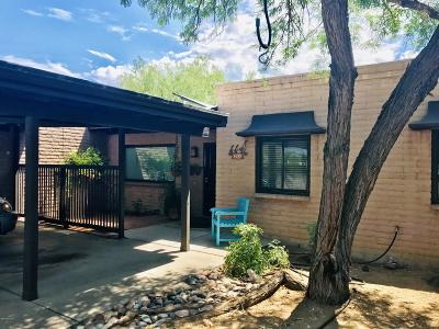 Tucson Townhouse For Sale: 8142 N Gibraltar Drive