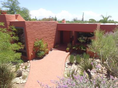 Tucson Single Family Home For Sale: 2450 E Miraval Primero