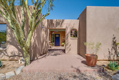 Pima County Single Family Home For Sale: 1142 W Morning View Drive
