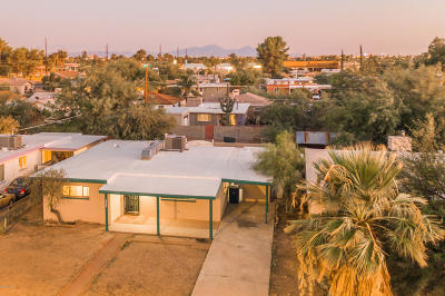 Pima County Single Family Home Active Contingent: 3008 E 20th Street