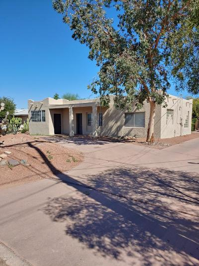 Pima County Single Family Home For Sale: 913 E Graybill Drive