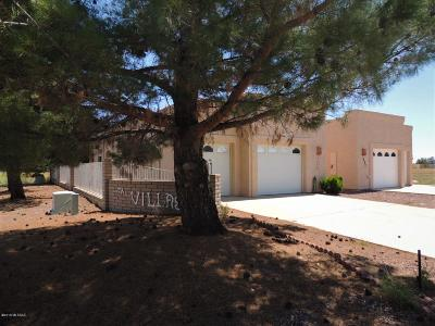Cochise County Townhouse For Sale: 496 Shadow Mountain Court