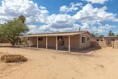 Tucson Manufactured Home For Sale: 12890 W Wailaki Way