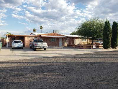 Tucson Single Family Home For Sale: 3051 W Mexico Street