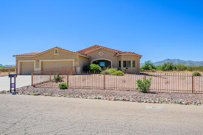 Pima County Single Family Home For Sale: 3304 E Limestone Drive
