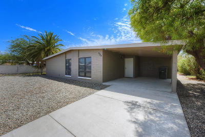 Pima County Single Family Home For Sale: 525 W Calle Antonia