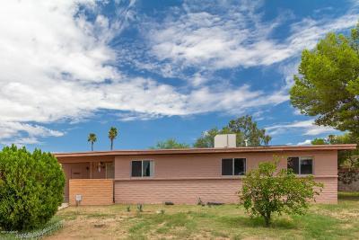 Tucson Single Family Home For Sale: 7111 E Tamara Drive