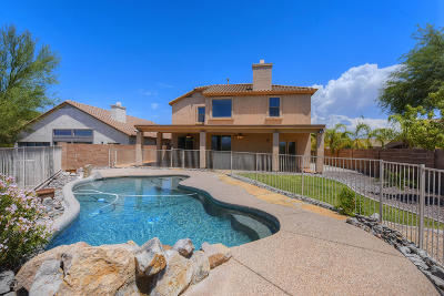 Pima County, Pinal County Single Family Home For Sale: 942 E Gibbon River Way