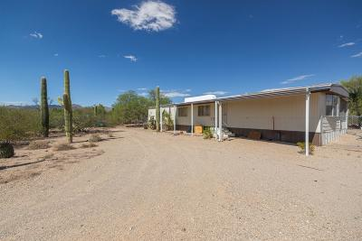 Tucson Manufactured Home For Sale: 9025 W Singing Winds Lane