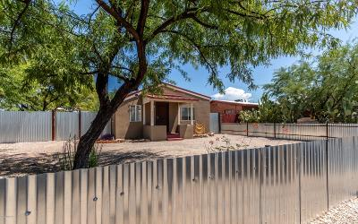 Pima County Single Family Home For Sale: 3610 E 2nd Street