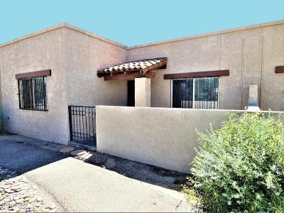 Tucson Townhouse For Sale: 8331 E Via Arboleda