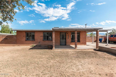 Pima County Single Family Home For Sale: 5811 E 35th Street