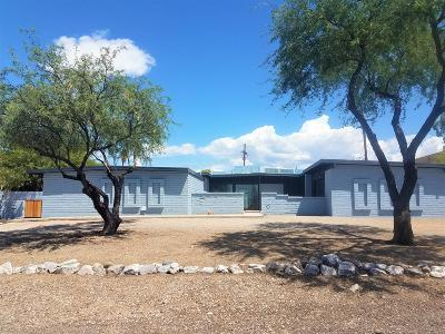 Pima County Single Family Home For Sale: 1230 N Camino Seco
