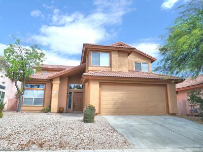 Tucson Single Family Home For Sale: 9850 N Stageline Trail