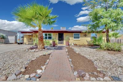 Tucson Single Family Home For Sale: 3512 S Logan Avenue