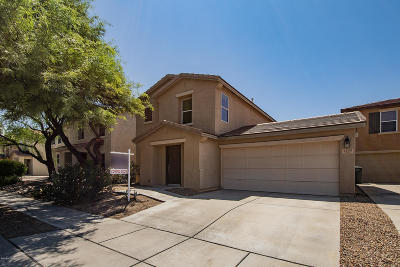 Pima County Single Family Home For Sale: 4178 E Wading Pond Drive